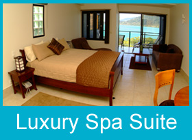 Luxury spa suite - Waterfront